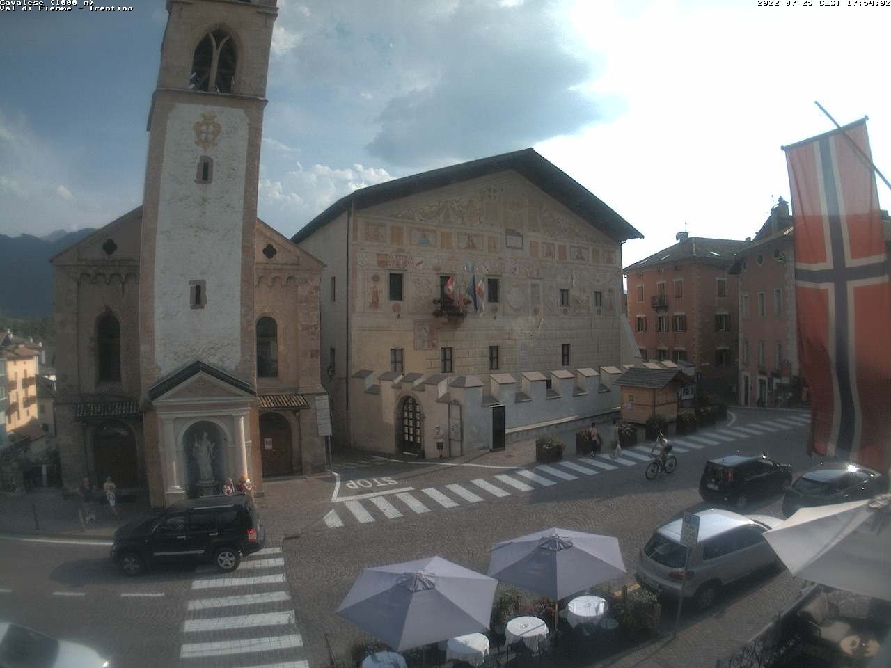 Webcam Meteo Cavalese